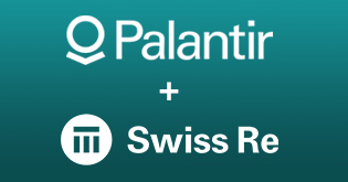 Swiss Re and Palantir Technologies join The Trinity Challenge
